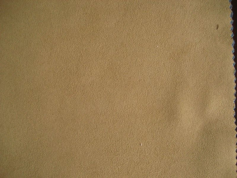 suede fabric(xs-1)