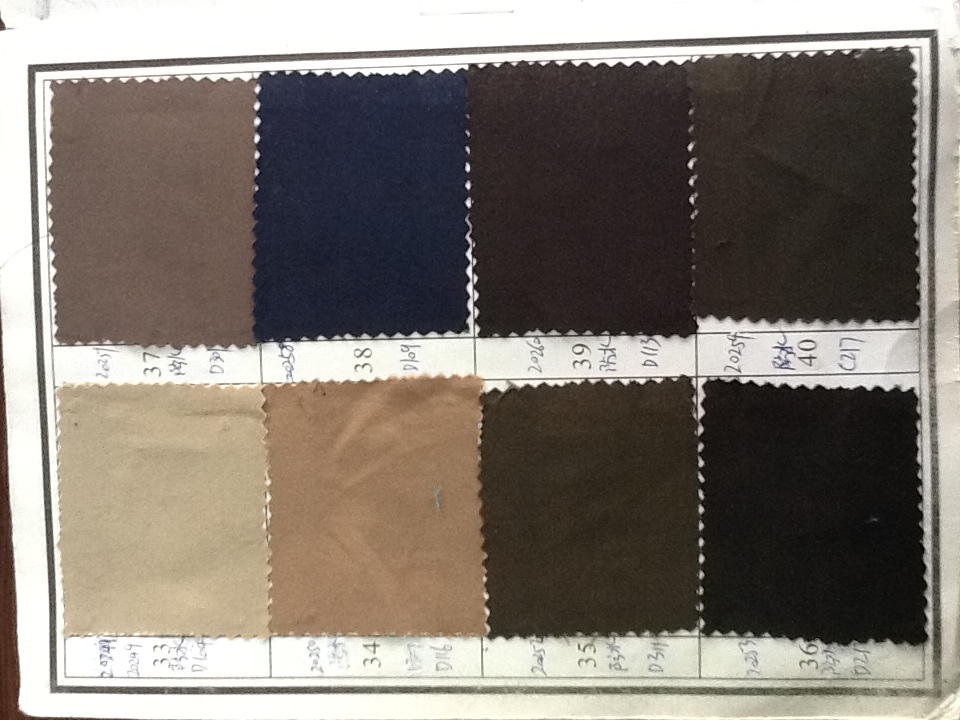 twill peach skin fabrics in stock